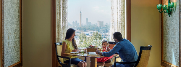 Mother's Day at Four Seasons Nile Plaza's Zitouni