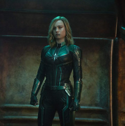 Captain Marvel: Too Much