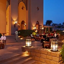 Oriental Music Night at Four Seasons Resort Sharm El Sheikh's Citadel Lounge