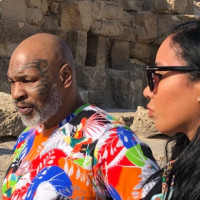 IN PICTURES: This Is Why Mike Tyson Is in Egypt!