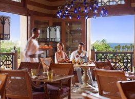 International Buffet at Four Seasons Resort Sharm El Sheikh's Arabesque