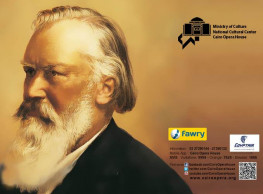 Brahms String Concerti at Cairo Opera House