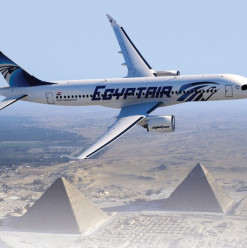 This Is How EgyptAir Is Celebrating Mother's Day