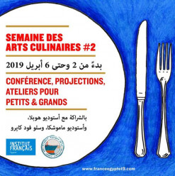 Culinary Week at French Institute in Cairo