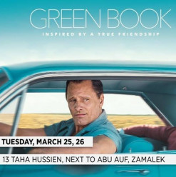 'Green Book' Screening at 3elbt Alwan