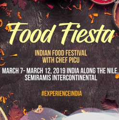 India by the Nile: Indian Food Fiesta at Cairo Semiramis Intercontinental