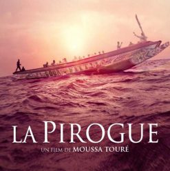 Cinécima: 'La Pirogue' Screening at The French Institute in Cairo