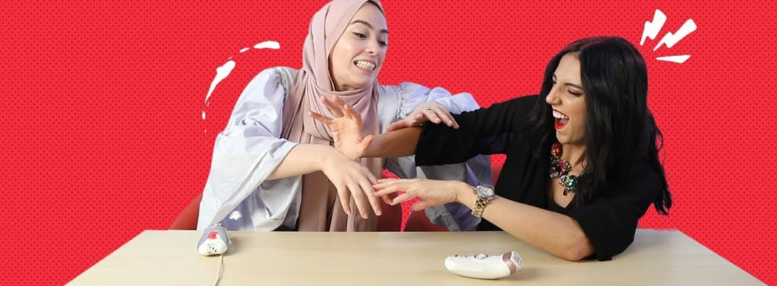These Two Egyptian Females Are Nominated for the 2019 Nickelodeon Kids' Choice Awards!