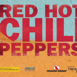 Red Hot Chili Peppers at The Pyramids