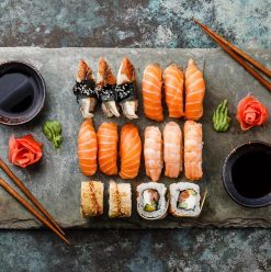 All You Can Eat Sushi at Saigon Restaurant & Lounge