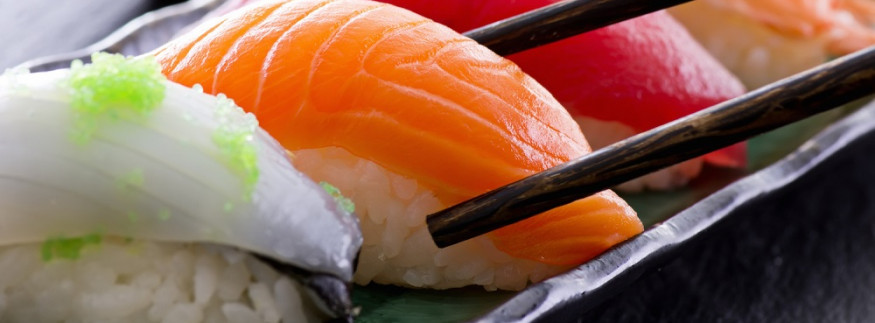 Fairmont Nile City's Saigon Restaurant & Lounge Flaunts a New All-You-Can-Eat-Sushi Menu