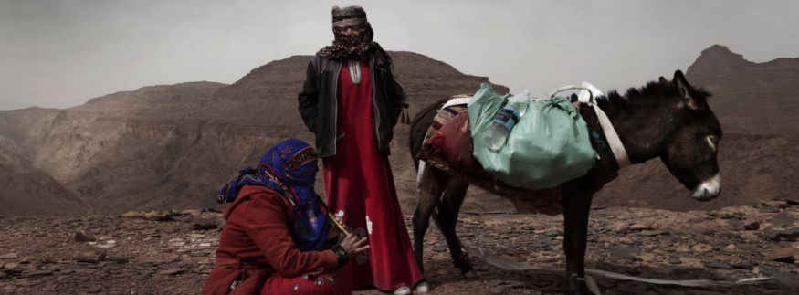 Bedouin Women Lead the Sinai Trail for the First Time