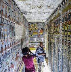 Fifth Dynasty Tomb Discovered in Egypt
