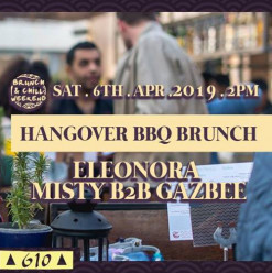 Hangover Saturday Brunch ft. Eleonora Band / DJs Misty b2b Gazbee @ Cairo Jazz Club 610