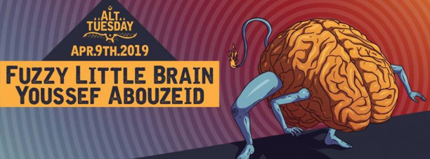Fuzzy Little Brain (Debut) / Youssef Abouzeid @ Cairo Jazz Club