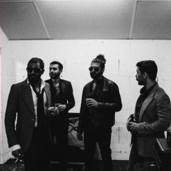 Blitz Band / The Wanton Bishops Band / DJ Monsieur Mansour @ Cairo Jazz Club