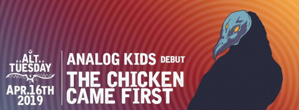 The Chicken Came First / Analog Kids (Debut) @ Cairo Jazz Club
