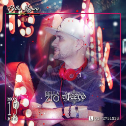 DJs Feedo / Zio @ Bella Figura Lounge