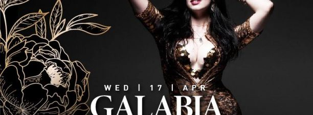 Galabia Night ft. Belly Dancer Shahrazade / Resident DJ @ Stage One Bar & Lounge