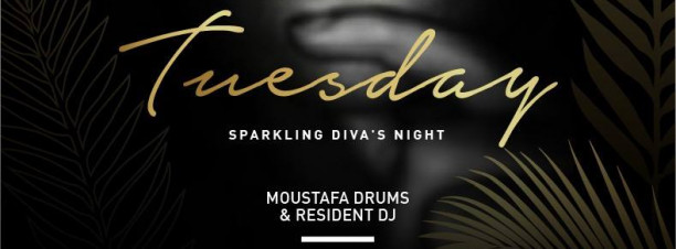 Sparkling Diva's Night ft. Moustafa Drums / Resident DJ @ Stage One Bar & Lounge