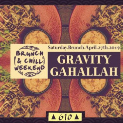 Saturday Brunch ft. Gravity Band / DJ Gahallah @ Cairo Jazz Club 610