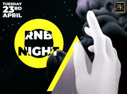 RnB Night ft. DJs Soul M & Goblin @ 24K Lounge
