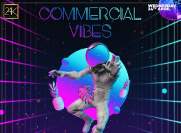 Commercial Vibes ft. DJ Peter Gameel @ 24K Lounge