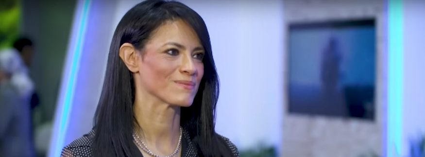 WATCH: H.E. Dr. Rania Al-Mashat Explains the Soar in Egypt's Tourism Industry