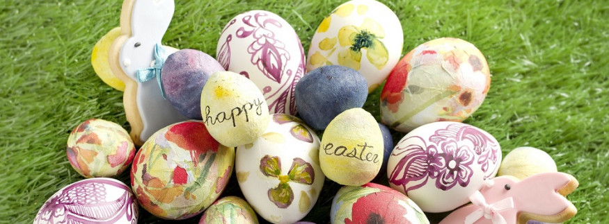 The Nile Ritz-Carlton's Massive Easter Celebration Will Put a Smile on All Faces!