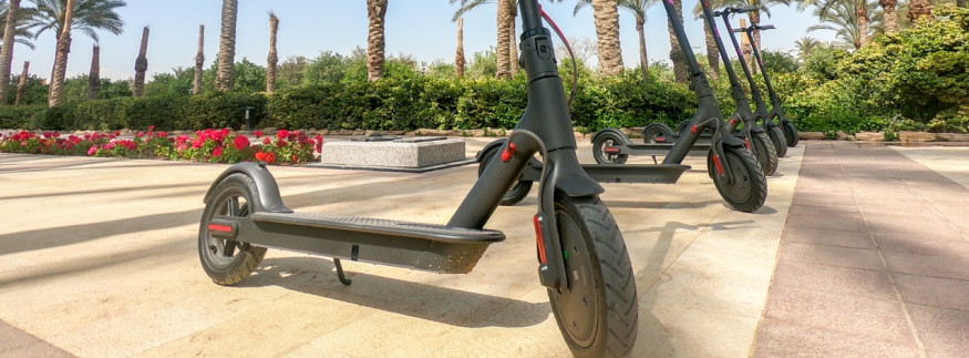 SLYDAPP: The MENA Region's First Electric Scooter Ride-Sharing Platform Lands in Egypt!