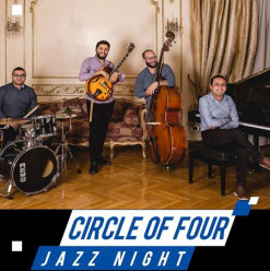 Circle of Four at ROOM Art Space