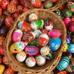 Easter in the Capital: Egg Hunts, Delicious Buffets, and More...