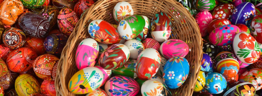 Easter in the Capital: Egg Hunts, Delicious Buffets, and More…