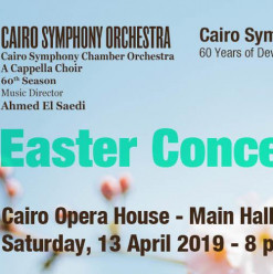 Easter Concert at Cairo Opera House