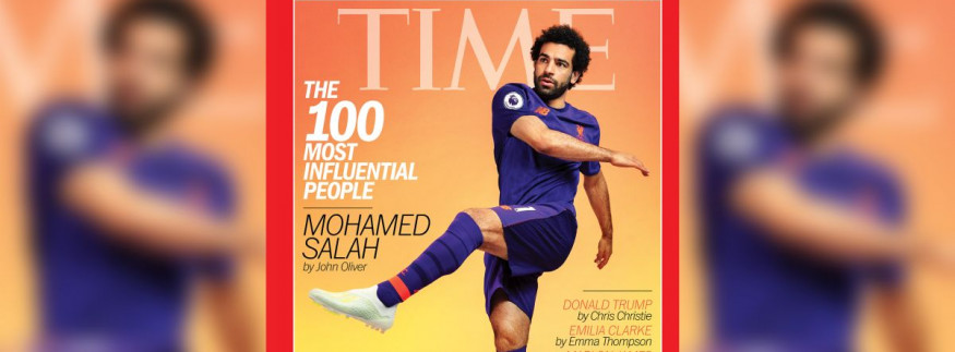 Mohamed Salah & Rami Malek Join Time's 100 Most Influential People