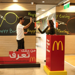 McDonald's Egypt's Newest Website Is All About Helping Customers Know Their Food