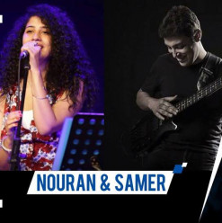 Nouran Aboutaleb & Samer George at ROOM Art Space