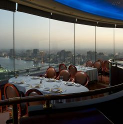 Romance Wth a View: Romantic Dinner Nights at Grand Nile Tower
