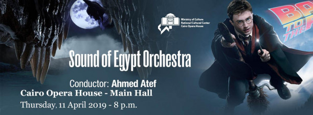 Sound of Egypt Orchestra at Cairo Opera House