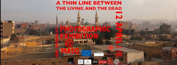 'A Thin Line Between the Living and the Dead' Exhibition at MASQ