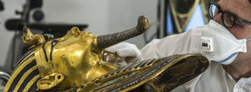 GEM to Display King Tut's Magnificent Collection in Hologram Form