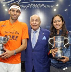 WATCH: Egyptians Dominate the 2019 Allam British Open