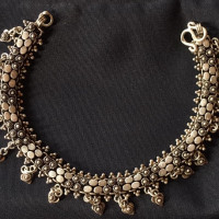Fadda Khan: Nermin Afifi's Silver Accessories Are This Season's Must-Haves