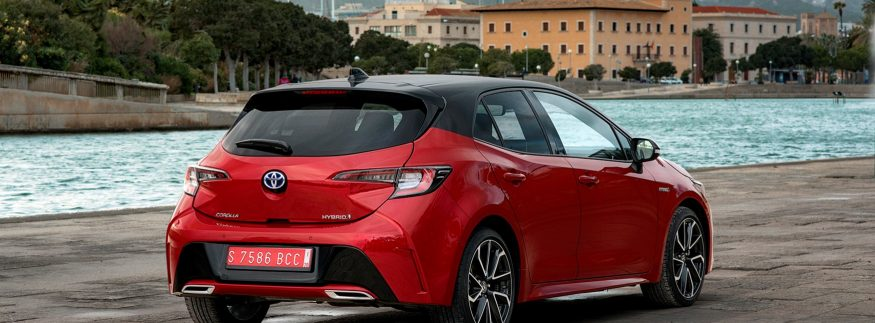 Toyota Announces Pre-Launch Booking for Hybrid Cars in Egypt