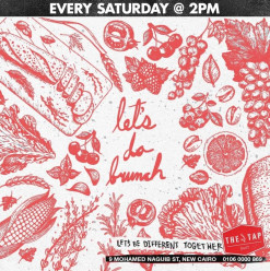 Saturday Brunch @ The Tap East
