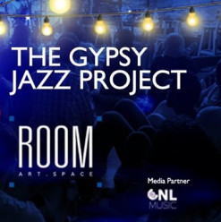 The Gypsy Jazz Project في رووم آرت سبيس