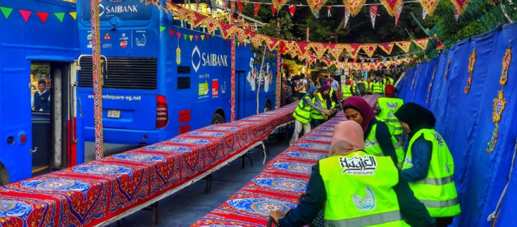 Donate & Volunteer: Your Comprehensive Guide to Doing Some Good This Ramadan