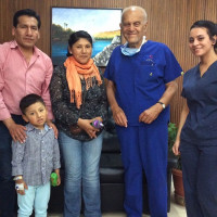Professor Sir Magdi Yacoub Saves Bolivian Child's Life