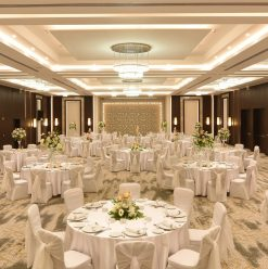 From Corporate Ramadan Events to Dream Weddings, Sheraton Cairo Hotel's Salah El Din Ballroom Will Exceed Your Expectations
