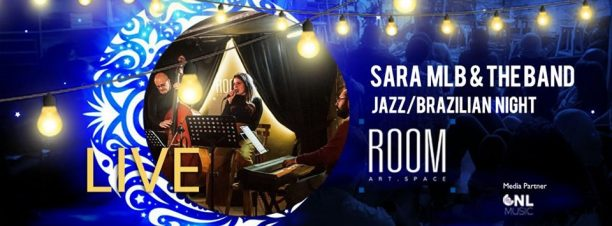 Sara Moullablad & the Band at ROOM Art Space